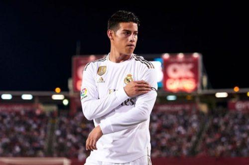 Real Madrid 'gả' James Rodriguez cho MU lấy Pogba