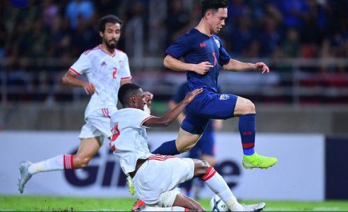 Không cải thiện hàng phòng ngự, nhiều khả năng UAE sẽ dừng chân ở vòng 2 - Ảnh 1.