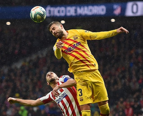 Messi ghi tuyệt phẩm, Barca đánh gục Atletico