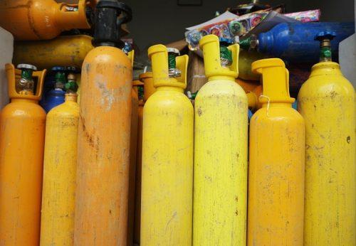 9X nhận chở 78 bình khí cười với giá 500 nghìn bị bắt ở Đà Nẵng