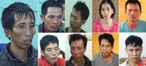Nhóm bị cáo cưỡng bức, giết nữ sinh giao gà sắp hầu tòa - Ảnh 1.