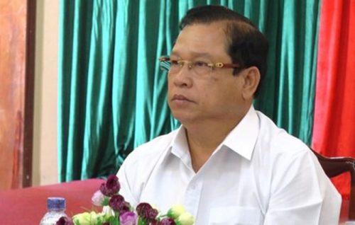Bà Huỳnh Thị Hằng được giao tạm thời phụ trách UBND tỉnh Bình Phước - ảnh 1
