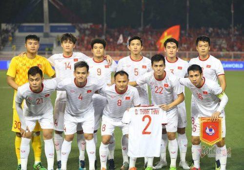 Thầy Park công bố danh sách U23 Việt Nam dự VCK U23 châu Á 2020
