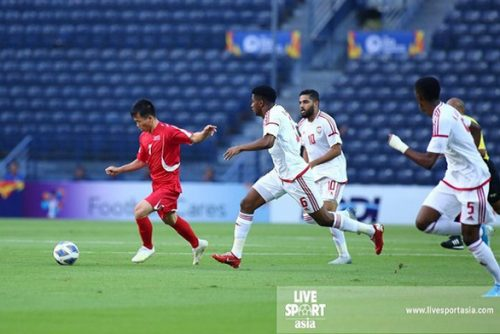U23 Jordan - U23 UAE sẽ thủ hòa 1-1 để loại Việt Nam
