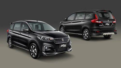 Suzuki Ertiga phiên bản mới sắp về nước, 'quyết đấu' Mitsubishi Xpander Ảnh 2