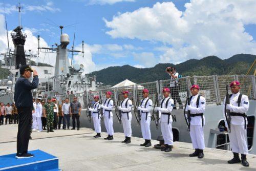 Indonesia mời Nhật đầu tư vào khu vực đang căng thẳng với Trung Quốc - Ảnh 1.