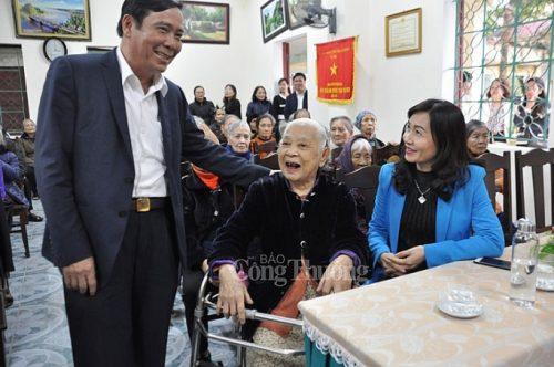 mang xuan yeu thuong den voi nguoi ngheo ha tinh
