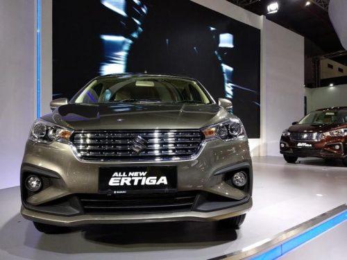 Suzuki Ertiga phiên bản mới sắp về nước, 'quyết đấu' Mitsubishi Xpander Ảnh 3