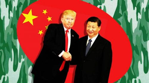 Donald Trump xuống tay, toàn cầu náo loạn