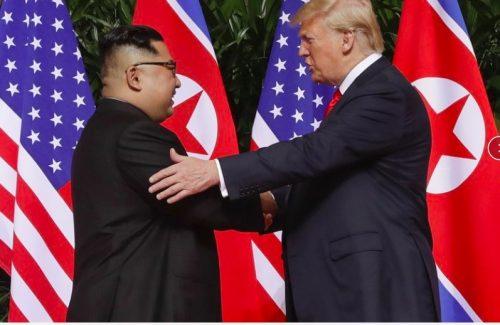 Lời chúc của ông Trump chưa thể kéo Triều Tiên lại bàn đàm phán