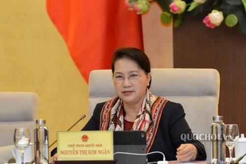 Chủ tịch Quốc hội phê bình bộ ngành thiếu trách nhiệm khi trình luật - 2