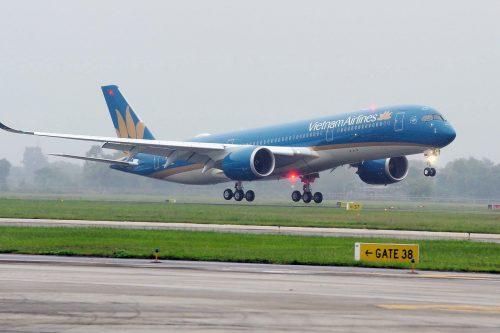 Vietnam Airlines điều chỉnh bay tránh khu vực Trung Đông