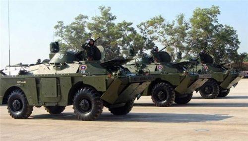 Myanmar cũng lên đời 'taxi chiến trường' BRDM-2MS... Việt Nam sẽ sớm có? Ảnh 3