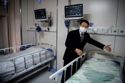 Chuyên gia WHO: Trung Quốc tiếp cận rất hợp lý khi dùng liệu pháp huyết tương - Ảnh 1.