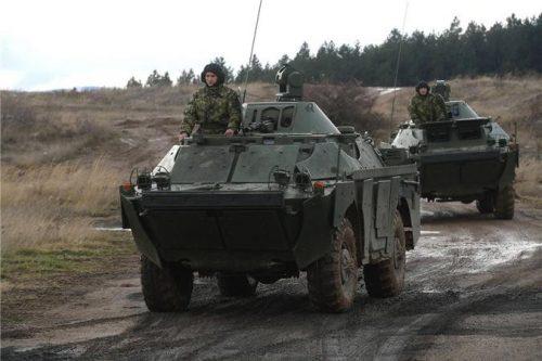 Myanmar cũng lên đời 'taxi chiến trường' BRDM-2MS... Việt Nam sẽ sớm có? Ảnh 9