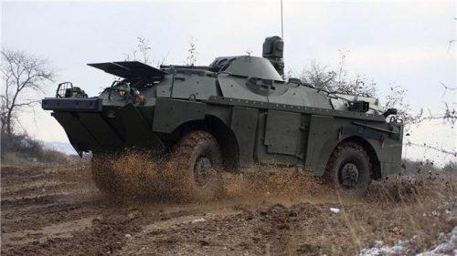 Myanmar cũng lên đời 'taxi chiến trường' BRDM-2MS... Việt Nam sẽ sớm có? Ảnh 8