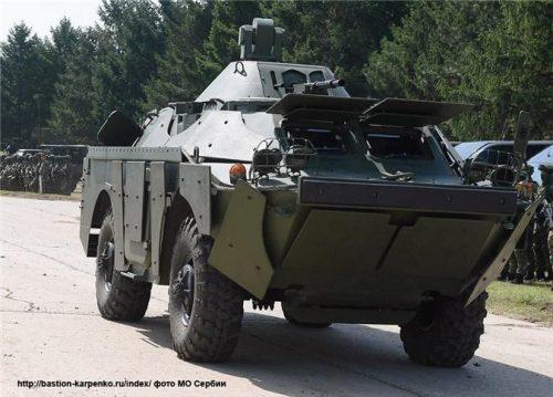 Myanmar cũng lên đời 'taxi chiến trường' BRDM-2MS... Việt Nam sẽ sớm có? Ảnh 7