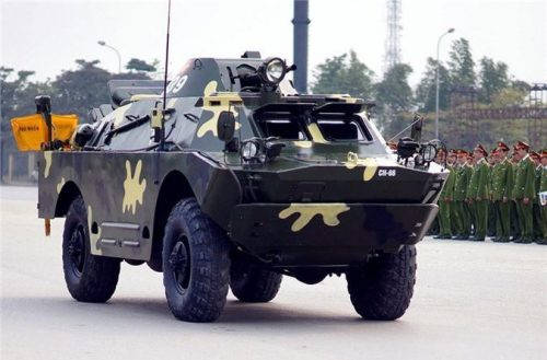 Myanmar cũng lên đời 'taxi chiến trường' BRDM-2MS... Việt Nam sẽ sớm có? Ảnh 12