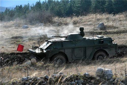 Myanmar cũng lên đời 'taxi chiến trường' BRDM-2MS... Việt Nam sẽ sớm có? Ảnh 11