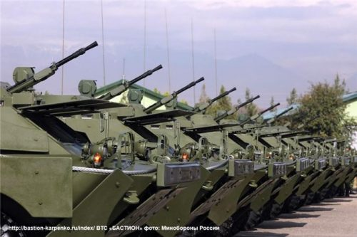 Myanmar cũng lên đời 'taxi chiến trường' BRDM-2MS... Việt Nam sẽ sớm có? Ảnh 4