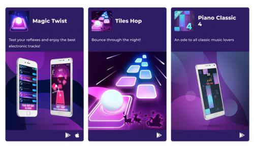 Nhà phát hành game âm nhạc Việt lọt tốp nhà xuất bản ứng dụng di động hàng đầu thế giới - Ảnh 1.