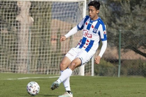 Văn Hậu đá chính 4 trận liên tiếp, Jong Heerenveen giành trọn 12 điểm - Ảnh 1.