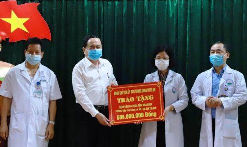 'Bác sĩ không sợ lây nhiễm COVID-19, chỉ sợ bị cách ly' - ảnh 1