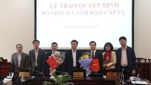 Ông Nguyễn Quốc Hoàn làm Chánh văn phòng Bộ Tư pháp - 1
