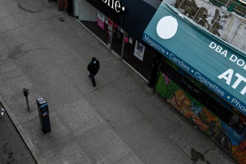 Bang New York: 'Cách ly xã hội' ngăn COVID-19 có hiệu quả - ảnh 2