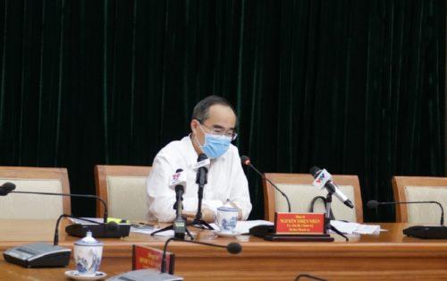 Bí thư TP.HCM: Ở VN, theo tính toán, 1 triệu dân có 2,4 người nhiễm Covid-19