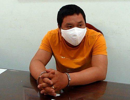 Nạn nhân sống sót trong vụ án mạng ở chùa Quảng Ân xuất viện - ảnh 1