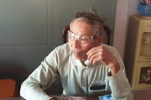 Bắt người đàn ông trốn khỏi trại giam Bộ Công an từ 37 năm trước - Ảnh 1.