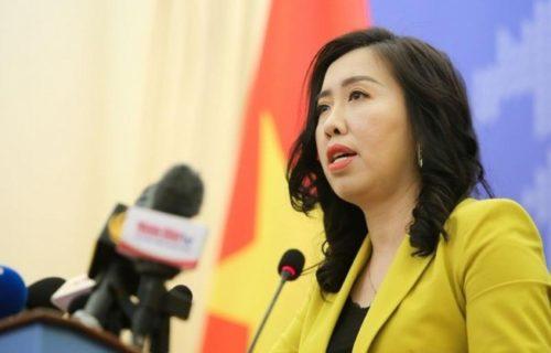 Đề nghị Trung Quốc không làm phức tạp thêm tình hình Biển Đông