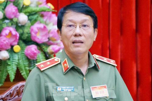 Bộ Công an có 5 Thứ trưởng được bổ nhiệm mới trong 9 tháng - Ảnh 4.