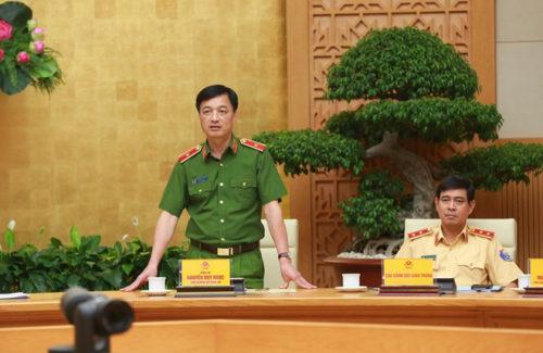 Bộ Công an có 5 Thứ trưởng được bổ nhiệm mới trong 9 tháng - Ảnh 5.