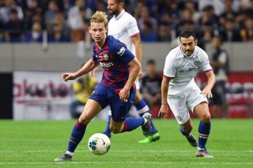 MU thuận lợi ký Jadon Sancho, Juventus hỏi mua De Jong