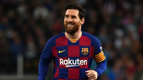 Messi không rời Barcelona vào hè 2020.