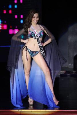 Vẻ đẹp tân Hoa hậu chuyển giới Thái Lan 2020 mặc bikini quyến rũ không kém Hương Giang - Ảnh 2.