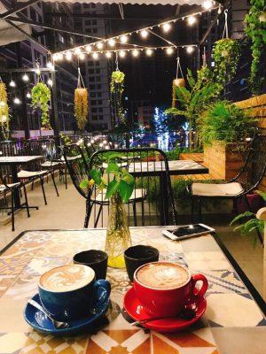 Bật mí 7 cách thiết kế quán cafe sân vườn đẹp - 1
