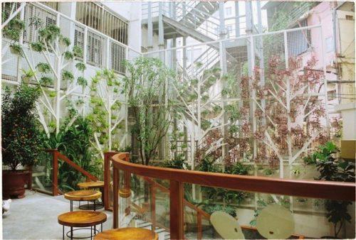 Bật mí 7 cách thiết kế quán cafe sân vườn đẹp - 3
