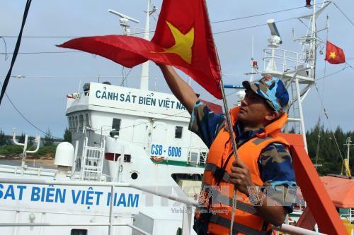 Nhật Bản hỗ trợ Việt Nam trang bị 6 tàu tuần tra biển - Ảnh 1.
