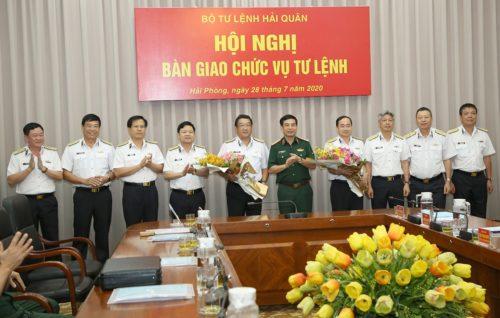 3 Thứ trưởng Bộ Quốc phòng thôi chức trách Tư lệnh - Ảnh 1.