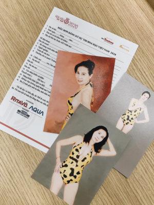"""Vẻ quyến rũ gây """"sốt"""" mạng của thí sinh U60, thí sinh chưa tròn 18 tuổi thi Hoa hậu Việt Nam 2020 - Ảnh 2."""