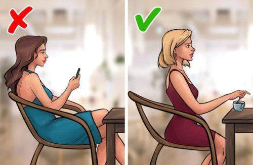 8 quy tắc giúp cô gái hiện đại trở nên đẹp hơn - 1
