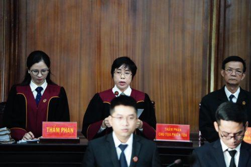Chủ tọa lưu ý tài liệu mật trong vụ án ông Nguyễn Thành Tài - 2