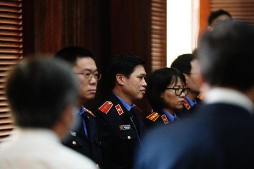 Chủ tọa lưu ý tài liệu mật trong vụ án ông Nguyễn Thành Tài - 3