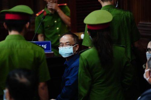 Chủ tọa lưu ý tài liệu mật trong vụ án ông Nguyễn Thành Tài - 1
