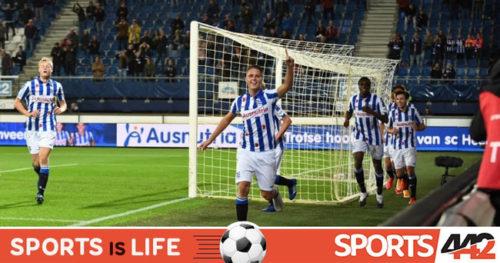 Chia tay Đoàn Văn Hậu, SC Heerenveen lại làm được điều khó tin - Ảnh 1.
