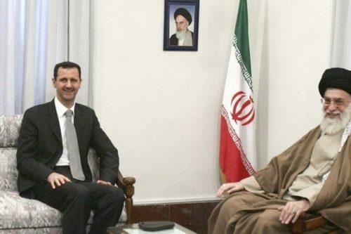 Chiều sâu chiến lược quan hệ Iran-Syria