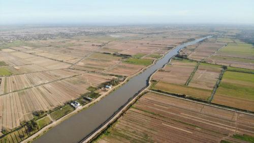 Bến Tre muốn làm hồ chứa nước ngọt mới, phá vỡ kỷ lục hồ cũ - Ảnh 4.